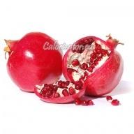 Калорийность граната на 100 г, сколько зерен и какие витамины содержатся в одном фрукте с косточкой и без, а также в соке, чем они полезны, каков химический состав?