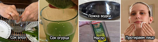 Лосьон из алоэ в домашних условиях: рецепты приготовления, а также описание лучших фирменных средства для лица и противопоказания к применению
