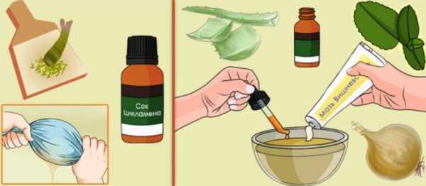 Капли от гайморита с цикламеном на основе экстракта растения: название и способ применения аптечного препарата, а также рецепты приготовления в домашних условиях