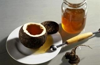 Редька с медом от кашля у детей: рецепт, и с какого возраста давать, можно ли с года, 2 или 3, как приготовить, сколько принимать для лечения, как сделать с сахаром?