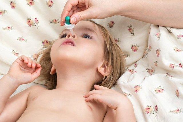 Каланхоэ в нос ребенку